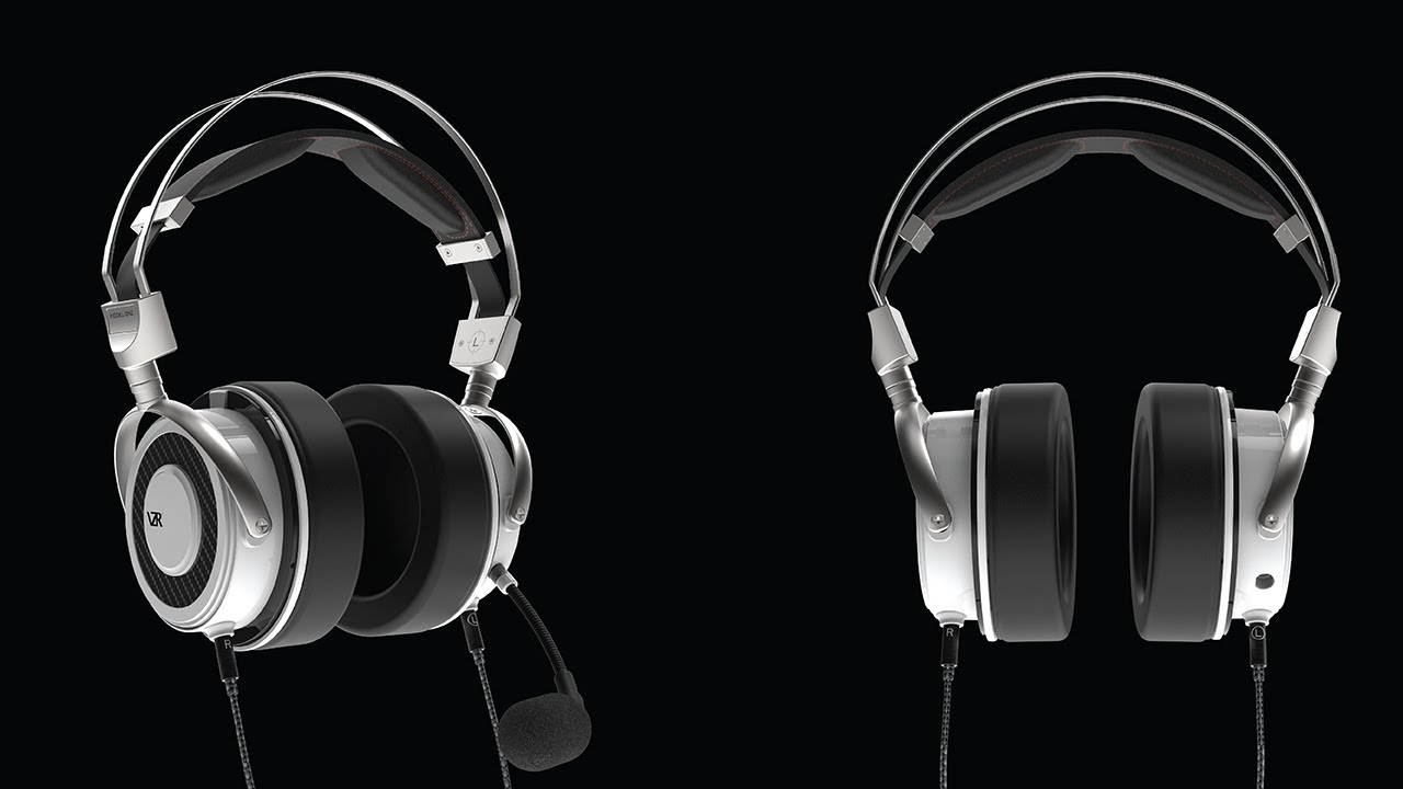 Audiophile Gaming Headset VZR Model One Now Available