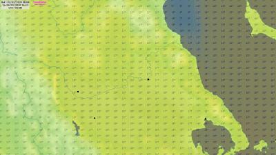 b - Ζεστός ο καιρός σήμερα - Xιόνια και κρύο από αύριο