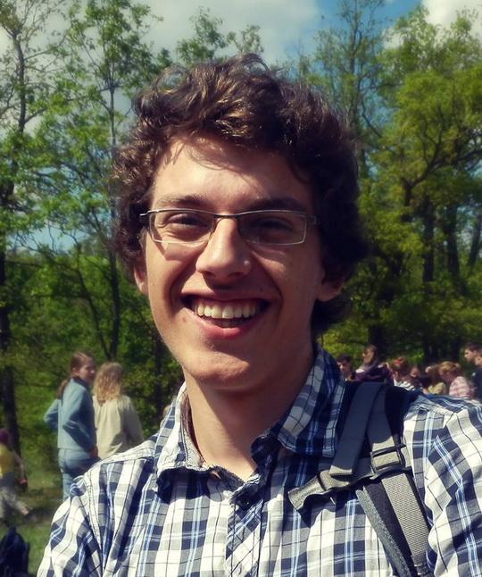 программист Мартин Шпанел