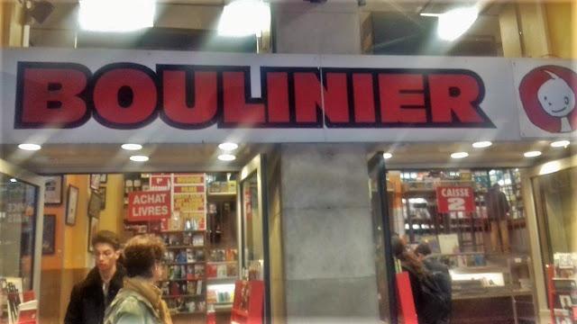 BOULINIER librerie a Parigi