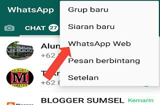 cara mengirim pesan menggunakan komputer melalui whatsapp web