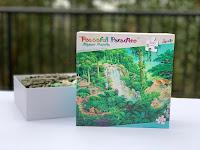Peaceful Paradise Jigsaw Puzzle for JWs