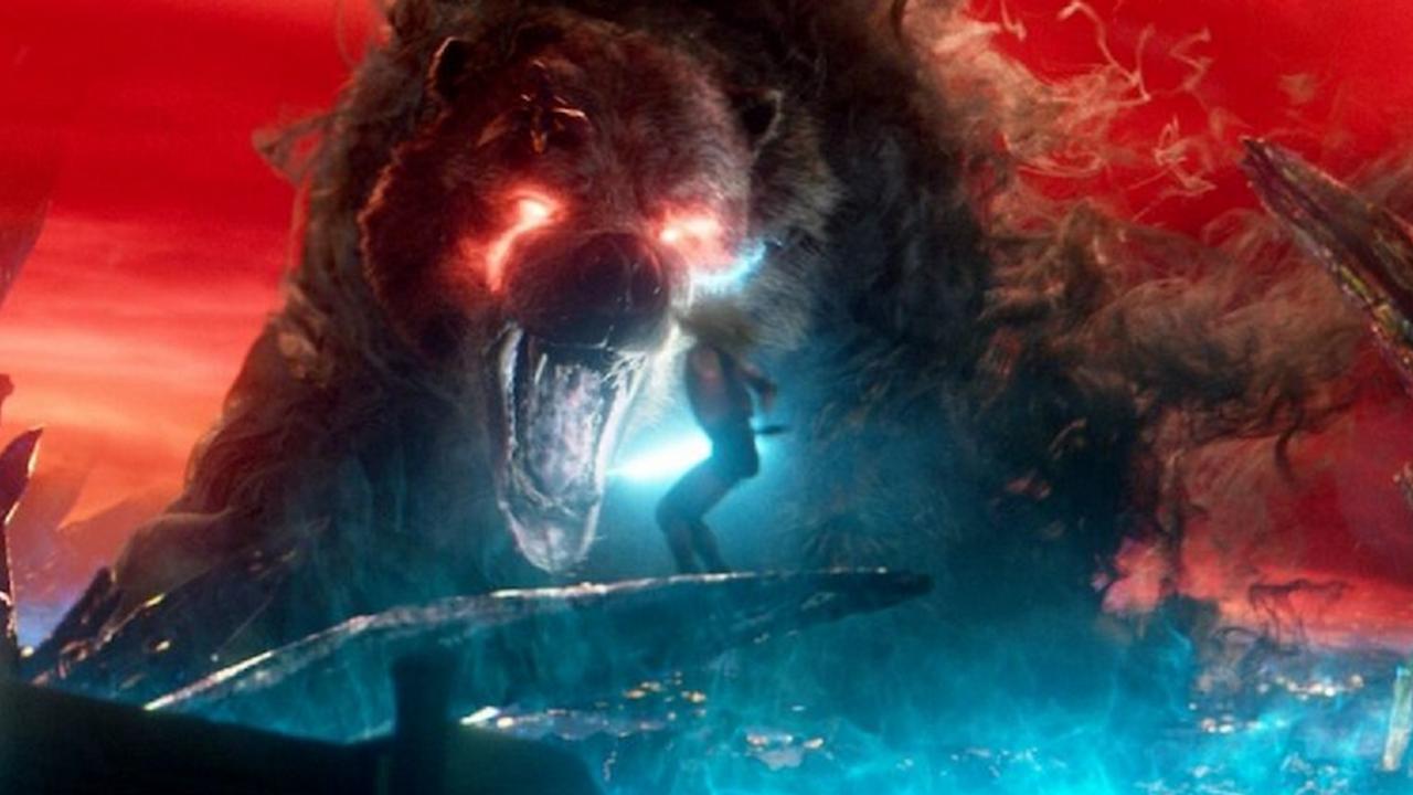 Nova Arte Conceitual de 'Os Novos Mutantes' mostra diferentes visuais do Urso Místico