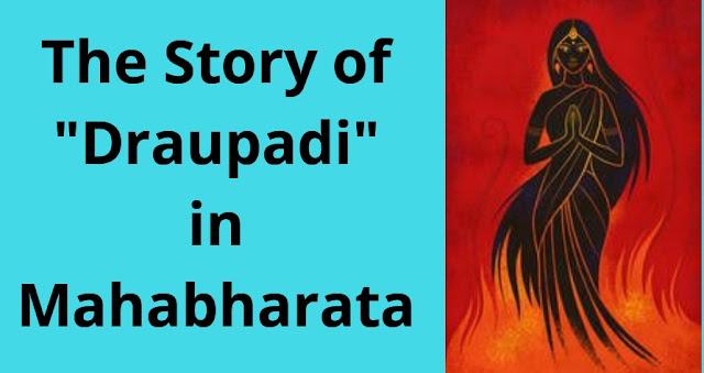 Complete Story Of Draupadi | Mahabharata