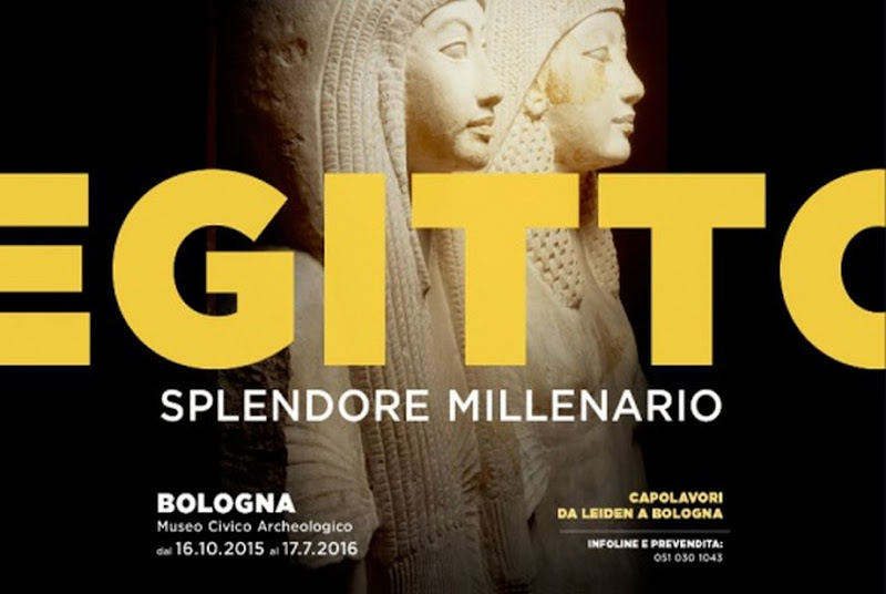'Egypt: Millennia of Splendour' at the Museo Civico Archeologico in Bologna