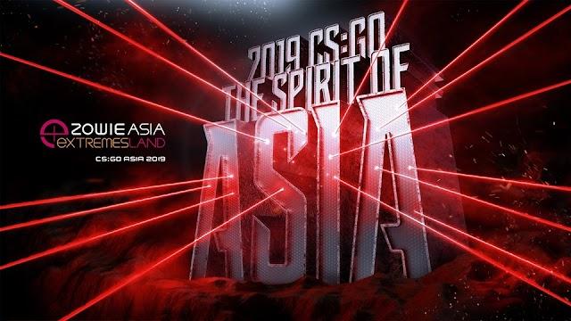 中国・上海にて賞金総額10万ドル「eXTREMESLAND ZOWIE Asia CS:GO 2019」が11月14日~17日にかけて開催、アジア各地の30ヶ国以上のチームが出場予定か