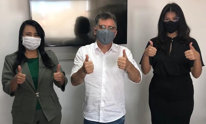 Prefeitável de Campina Grande recebe apoio do Partido da Mulher Brasileira