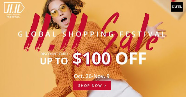 Global shopping festival Zaful