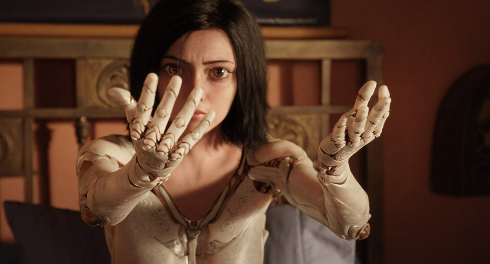 Alita: Battle Angel, Sci-Fi, Thriller, Movie Review by Rawlins, James Cameron, Manga, Gunnm