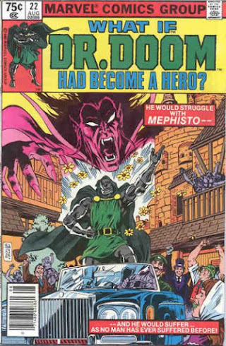 What If #22, Dr Doom had become a hero