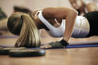 фитнес зал дома