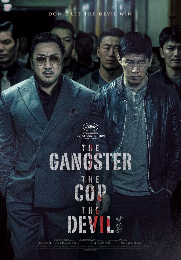Review Filem The Gangster,The Cop,The Devil