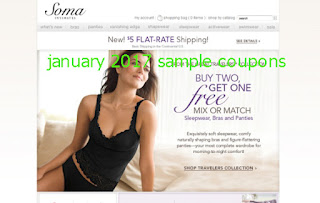 Soma Intimates Coupons