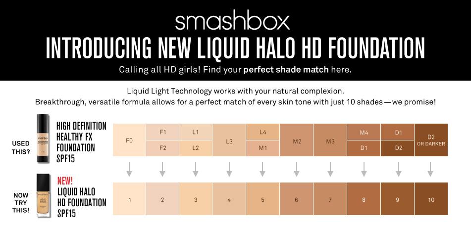 HALO Hydrating Perfecting Powder by Smashbox #4