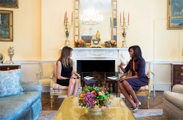 michelle-obama-meets-melania-trump-white-house