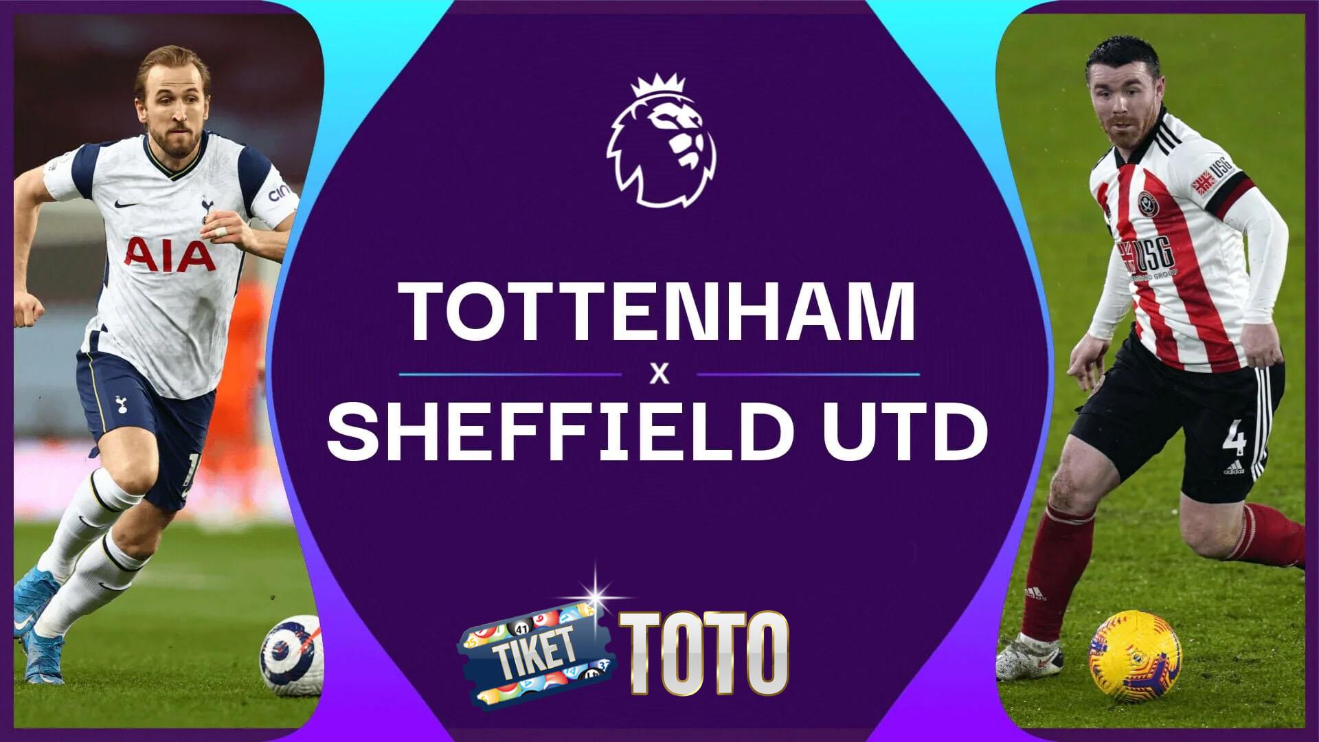 Tottenham Vs Sheffield: Bale Hat-trick The Lilywhites Menang 4-0