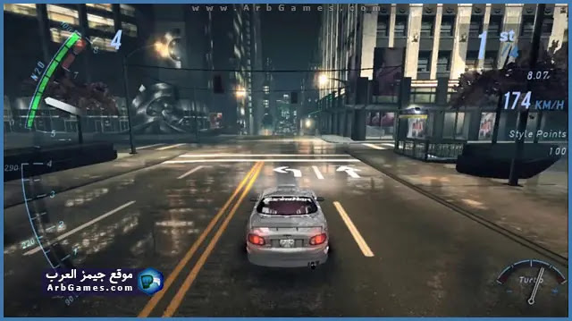تحميل لعبة Need For Speed Underground للكمبيوتر من ميديا فاير برابط مباشر