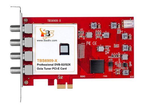 tbs6909-x dvb-s/s2/s2x, tbs6909 x, digital satellite TV receiver, hd satellite TV receiver
