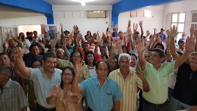 APURE: Acción  Democrática de la entidad respaldó a Juan Guaidó y  Asamblea Nacional.