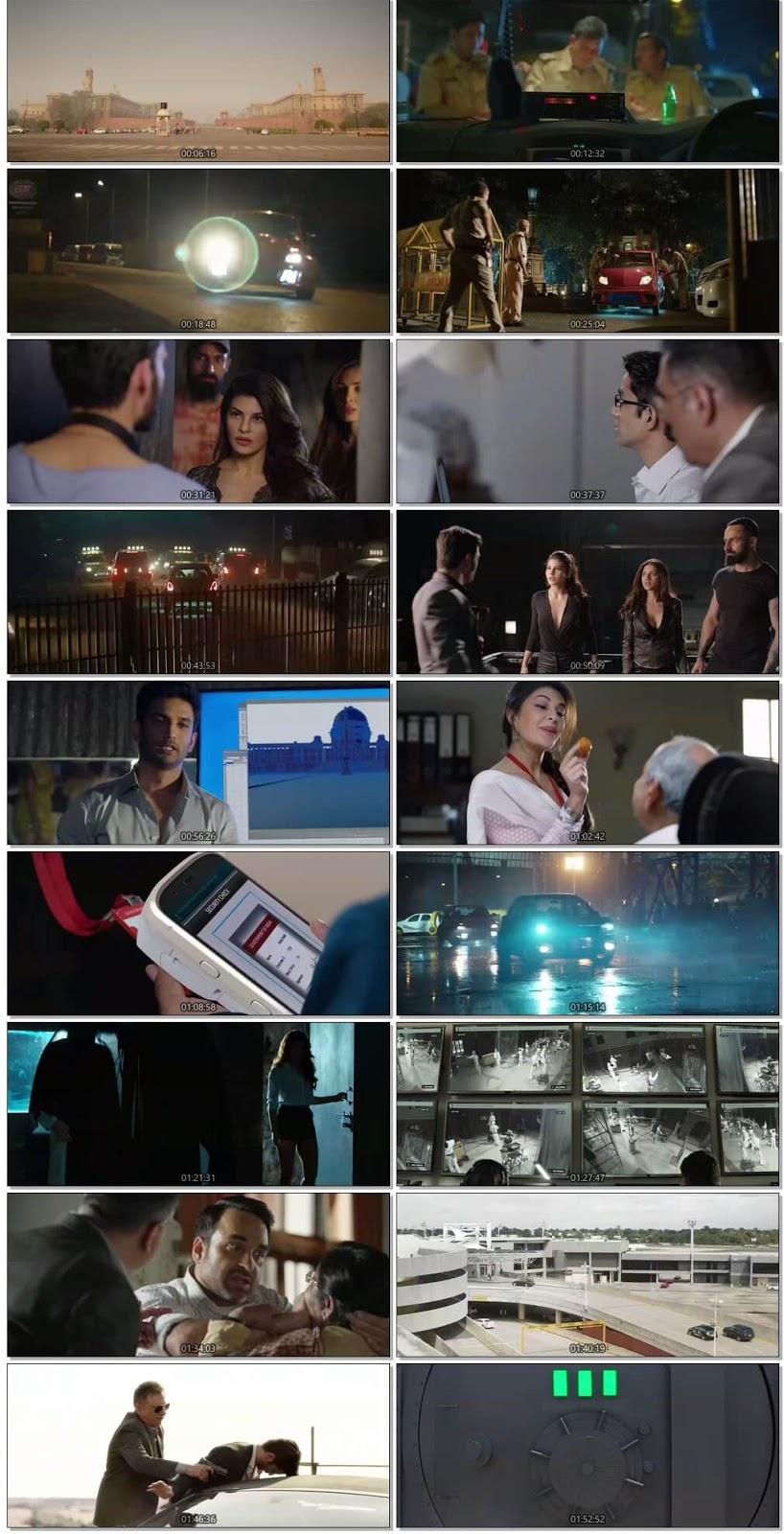 Screen Shots Drive 2019 Hindi HD 720p
