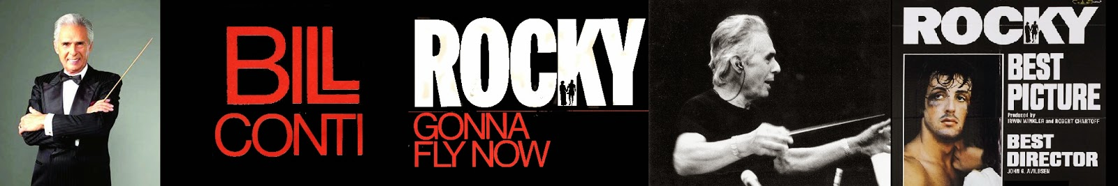 Bill Conti interview, Bill Conti Rocky theme