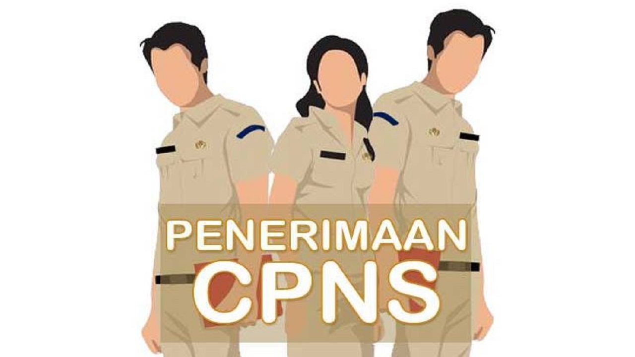 Format Surat lamaran CPNS 2021 dan Surat Pernyataan Kementerian KKP, Serta Link Download