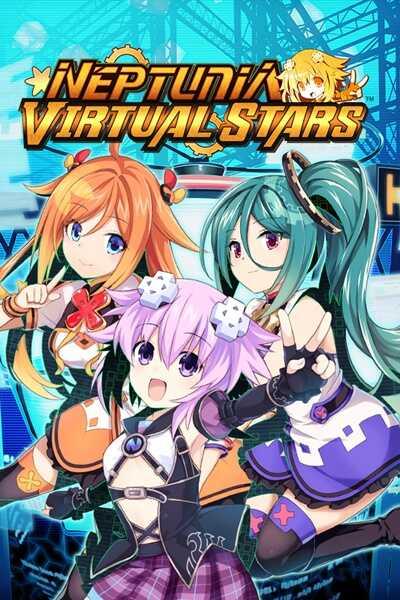 โหลดเกมส์ [Pc] Neptunia Virtual Stars