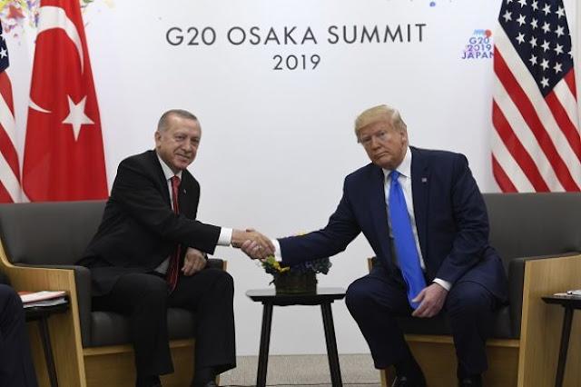 Η «πάσα» Τραμπ στον Ερντογάν και η ανοικτή πληγή των S- 400