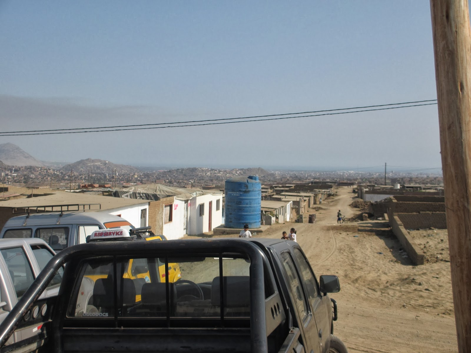 Sam In Peru Trek To Trujillo