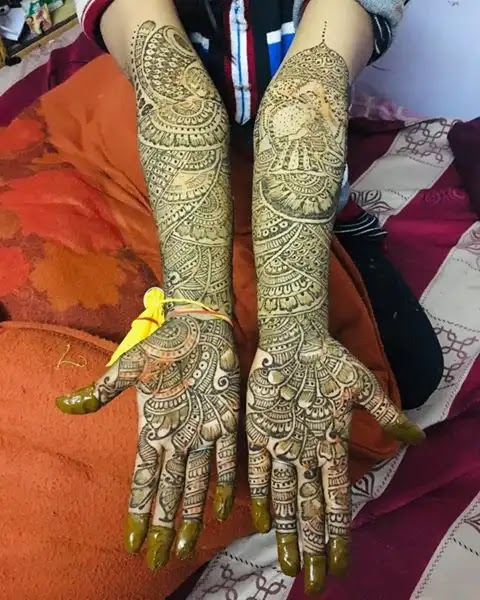 beautiful-designs-for-full-hand-henna-arts