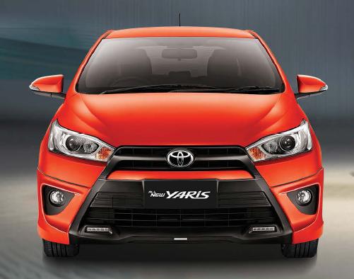 Beda All New Yaris G Dan Trd Grand Kijang Innova V 2015 Spesifikasi Fitur Lengkap Dealer Resmi Toyota