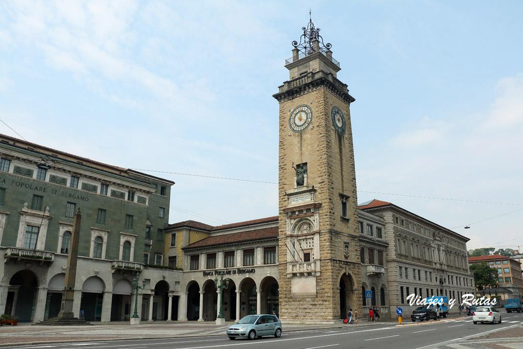 Torre dei caduti, Bergamo
