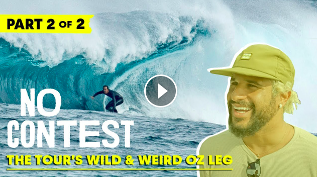 NO CONTEST Australia 2021 Out Of Lockdown The Tour Feasts On Pumping Pristine West Oz Part 2 2