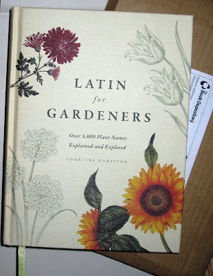 Latin for Gardeners by Lorraine Harrison