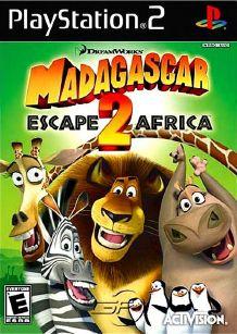 Madagascar Escape 2 Africa PS2 Torrent