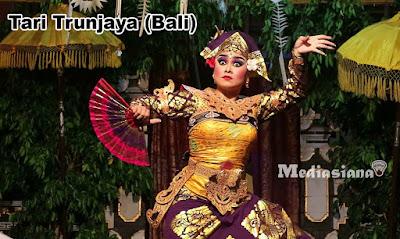 Tari Trunjaya (Bali)