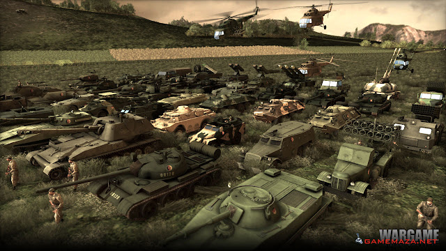 Wargame European Escalation Gameplay Screenshot 3