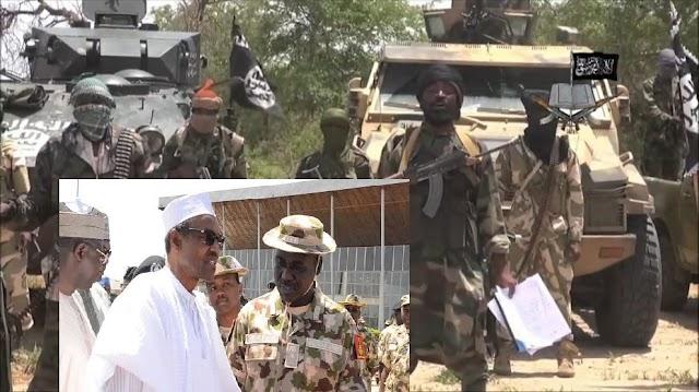 Boko Haram Attacks Military Base, Kills 13 Soldiers, Governor ADC