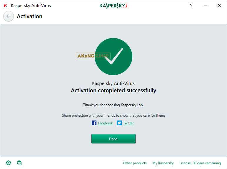 Download Kaspersky Anti-Virus 2018 Full Serial Number