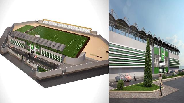 رجيش : تخصيص 750 ألف دينار لتهيئة  الملعب البلدي