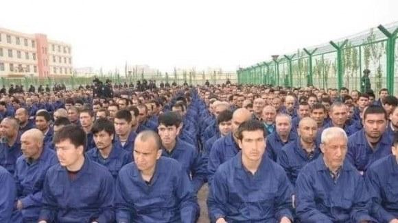Dịch lan tới Tân Cương, đe dọa hơn 1 triệu người Duy Ngô Nhĩ bị giam cầm
