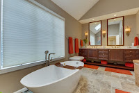 Traditional Universal Design for Bathroom from Bowa