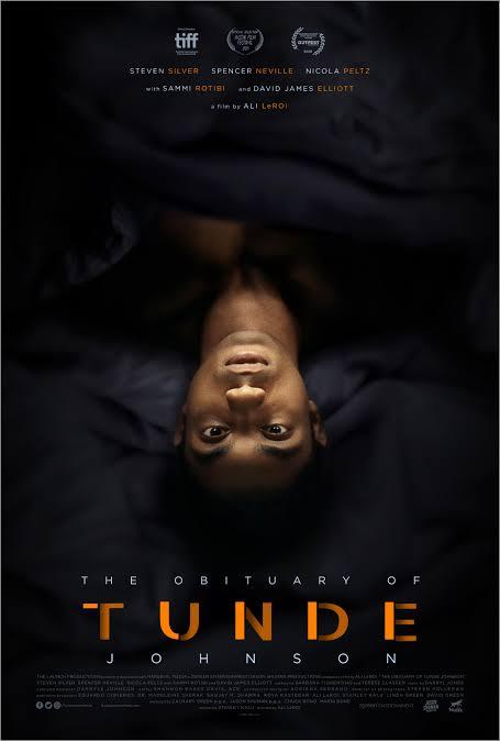 The Obituary of Tunde Johnson (2019)