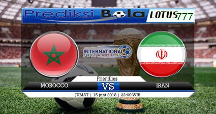 Prediksi Skor Morocco vs Iran