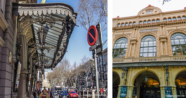 Teatro Liceu de Barcelona