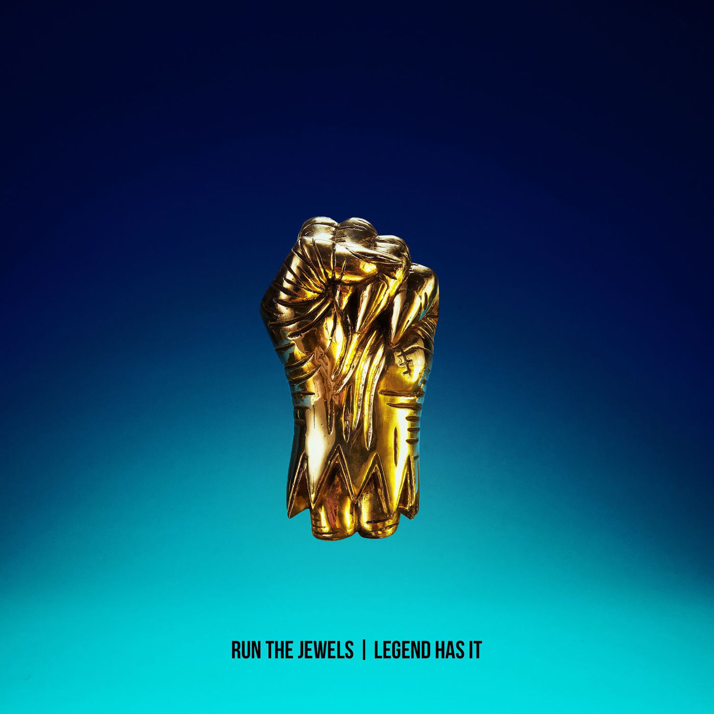 Run The Jewels - Legend Has It - Single Cover