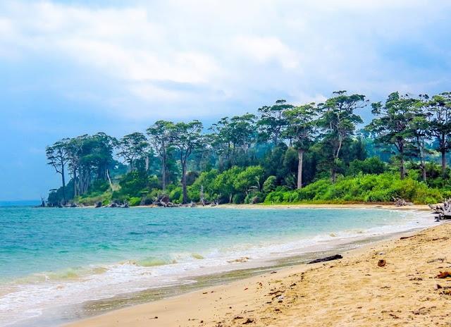 Wandoor Beach, Best Places to visit in Andaman & Nicobar