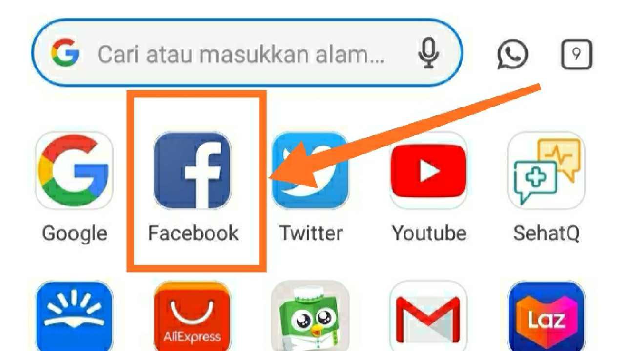 Cara mengubah email utama