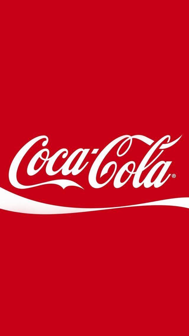 Papel de Parede Celular Coca-Cola