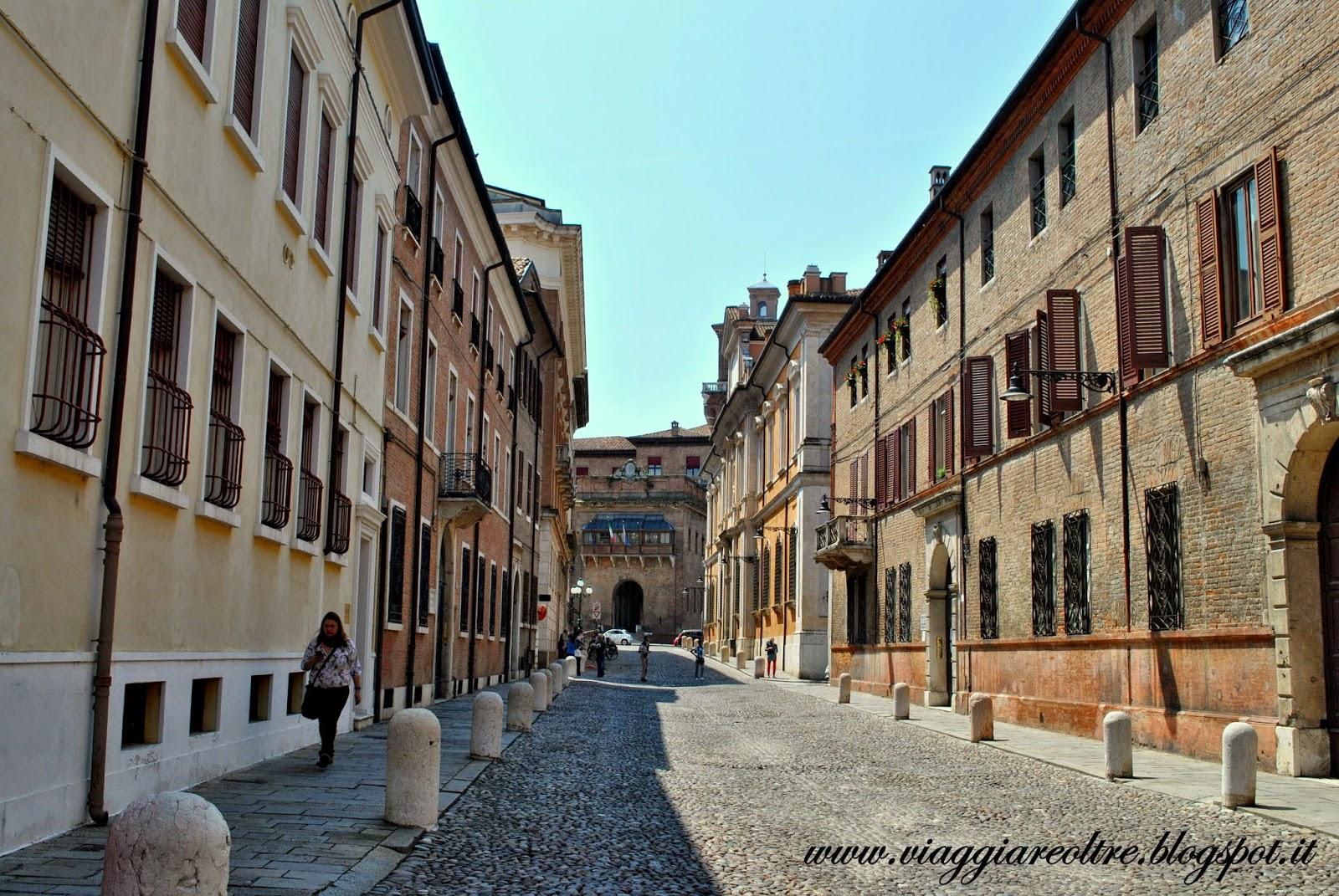 Corso Ercole d'Este, Ferrara